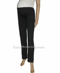 Jeans Hamil C1091 hitam depan  large