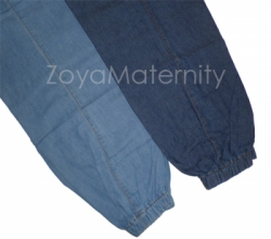 large C1092 warna jeans jogger