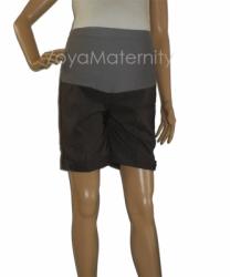 large C3040 abu depan celana hamil