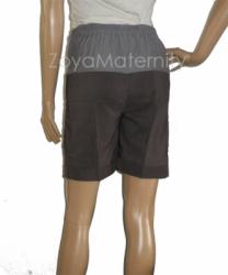 large C3040 abu belakang celana hamil